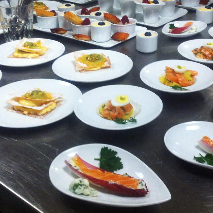 cuisine chef a domicile paris