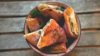 samossa boeuf fruits rouges
