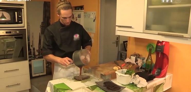 cuisinier à domicile Louis Desplat