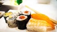 Chef à domicile sushi Lyon Vanessa Andre