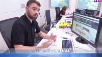 Benjamin Cumenal, chargé de clientèle invite1chef