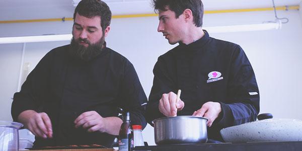 En cuisine, suivre la recette pas à pas est bon pour la concentration
