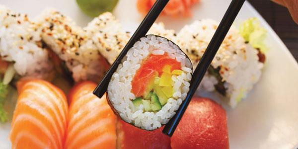 Les sushis ça ne se mange pas n'importe comment