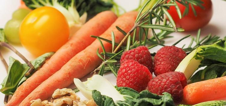 fruits et légumes détox
