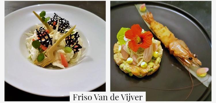 Friso Van de Vijver, chef à domicile sur Monaco
