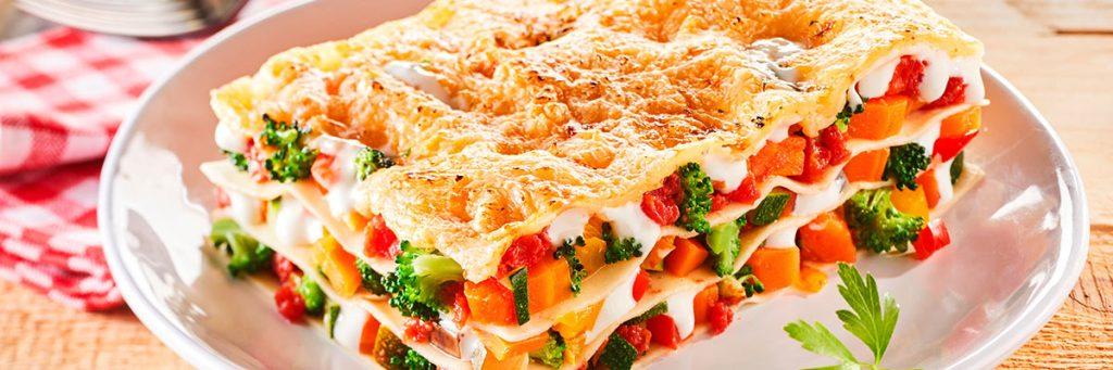 Recette facile de Lasagne par Fanny Matuszkiewicz, chef à domicile sur Vitre